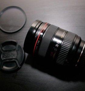 Canon 28-70mm 2.8 L