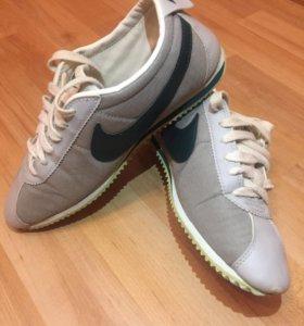 Nike Cortez кроссовки женские