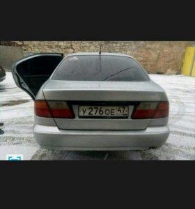 Продам автомбил нисан примера 1999 года