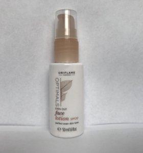 Крем флюид. Выравнивающий тон кожи