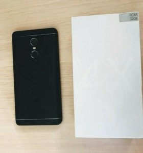 Xiaomi redmi 4x note 32ГБ/ОЗУ 3 ГБ