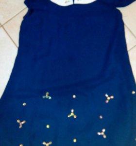 Платье праздничное 7 лет
