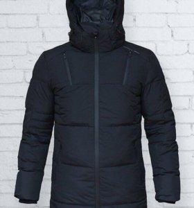 Куртка/парка зима Adidas Porsche design