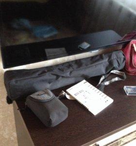 ЦифрФото-Видео(miniDV)камера,штатив, доп.блок пит.