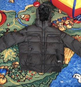 Пуховик и куртка