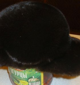Норковая кепка (шапка)