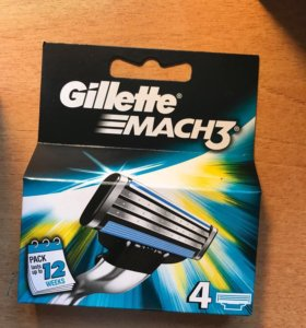 Gillette MACH3 Оригинал
