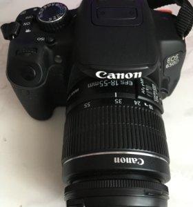 Canon 650 D СРОЧНО!