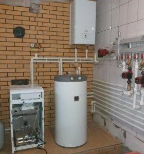 Радиаторы, отопление, септики