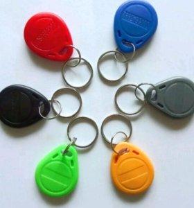 Ключи домофон.