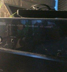 Ресивер Yamaha rx v373