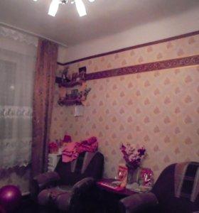 Квартира, 2 комнаты, 39 м²