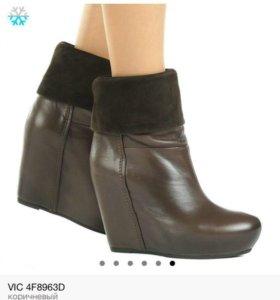 Ботинки еврозима Vic