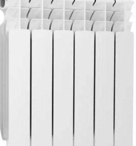 Новые Алюминиевые радиаторы 500х80