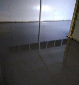 Ремонт бетона, обеспыливание, полимерные полы.
