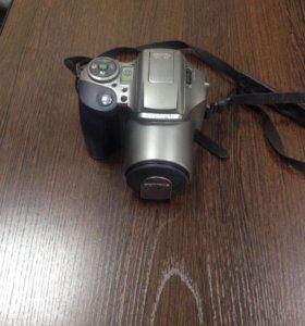 Зеркальная фотокамера Olympus is-300