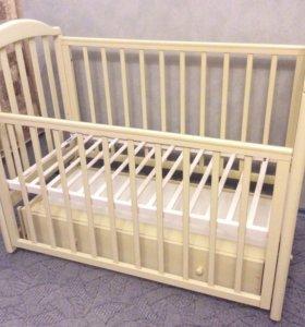 Детская кровать. С подарком  🎁