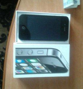 Айфон 4s +чехол аккумулятор