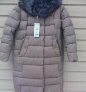 Пальто зимние с ,50по 54 р-ры