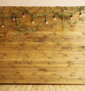 Деревянная стена аренда