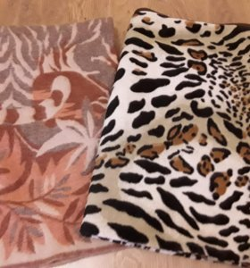 Плед и одеяло