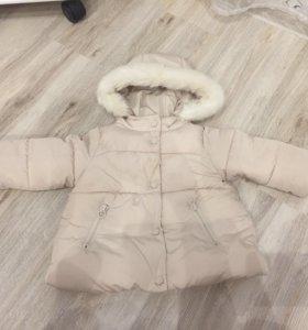 Куртка Zara baby girl