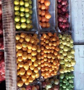 Продажа овощей,фруктов