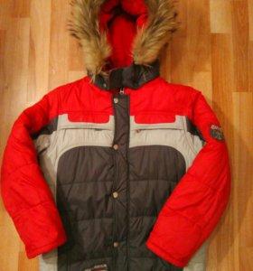 Куртка Kiko,зима, р.146