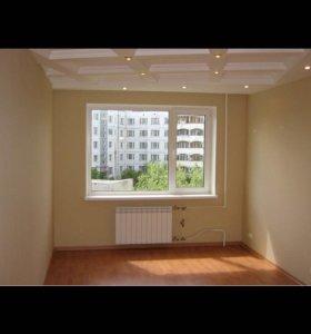 Ремонт квартир,коттеджей,магазинов,офисов под ключ