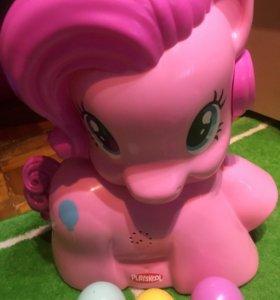 Пони-игрушка