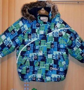 Куртка зимняя lenne (большемерит)
