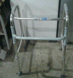 Ходунки-опоры для инвалидов и пожилых людей.