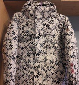 Куртка новая зима рост 152