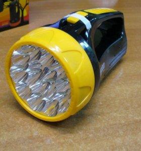 Фонарь светодиодный 15 LED