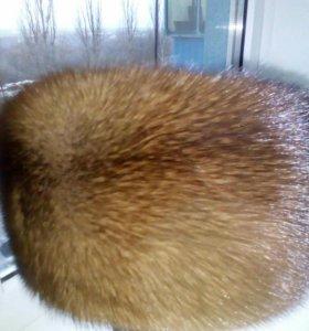 Шапка норковая 58 размер