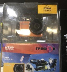 Экшен камера Грифон