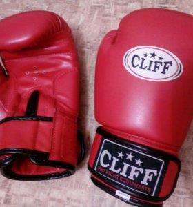 Боксёрские перчатки р-р 6- oz