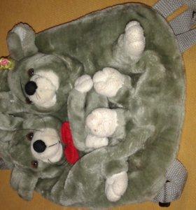 Рюкзачек мыши