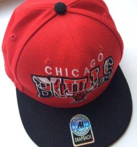 Кепка Chicago bulls оригинальная снэпбэк