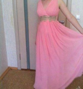 Новое. Шикарное вечернее платье в греческом стиле