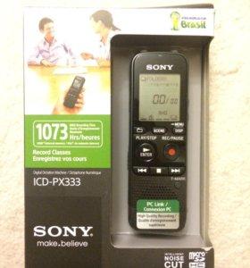 Диктофон цифровой Sony ICD-PX333