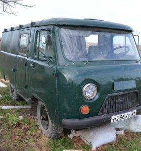 УАЗ Буханка 452 1982 года