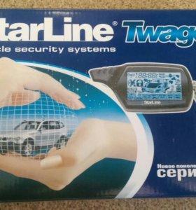 Сигнализация Starline старлайн