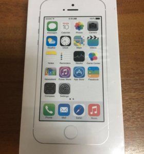 IPhone 5s16 silver