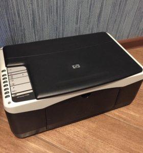 Принтер-скан.