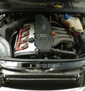 Двигатель ALT 2.0 Audi A4 B6 E8