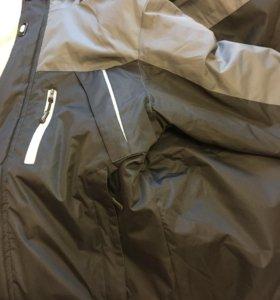 Куртка зимняя мужская новая