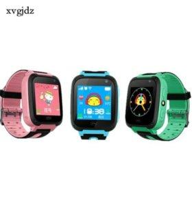 Часы для детей с GPS