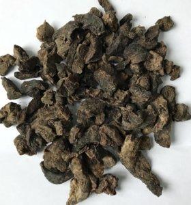 Сушеное мясо оленя (юкола)