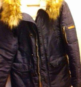 Куртка   мужская зимняя. Молодежная